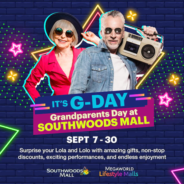 It's G-Day: Grandparents Day at Southwoods Mall