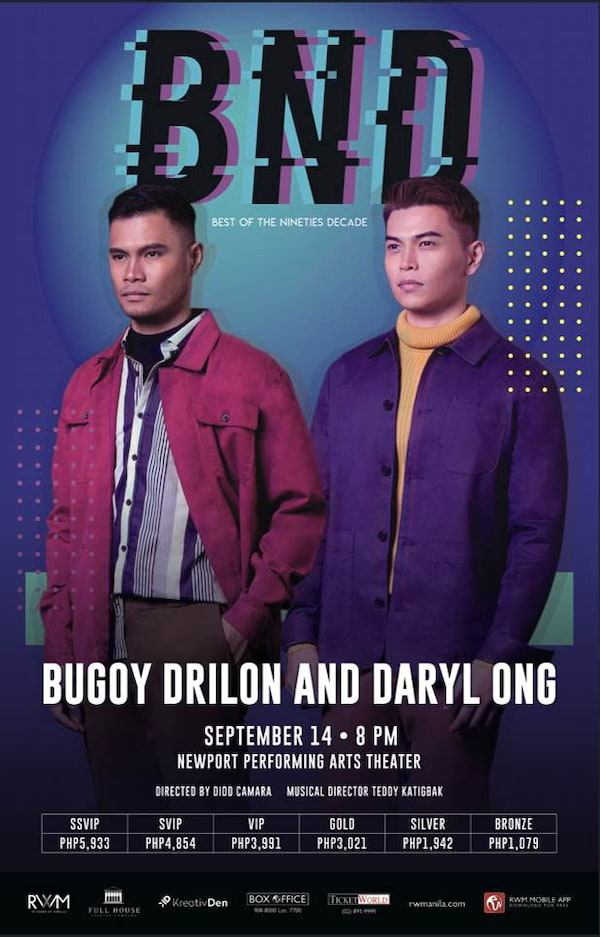 BND: Bugoy Drilon and Daryl Ong