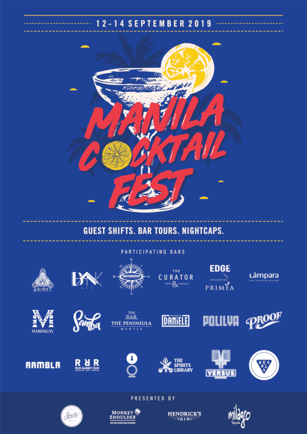 Manila Cocktails Festival