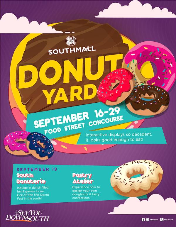 Donut Yard