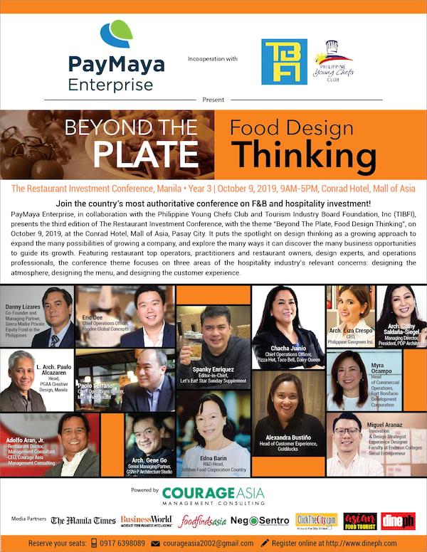 Beyond Plate