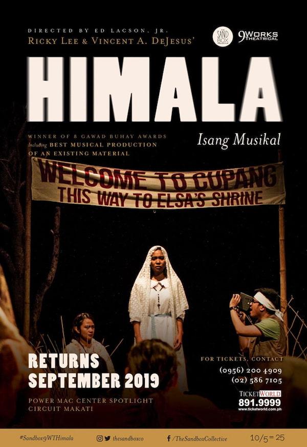 Himala, Isang Musical
