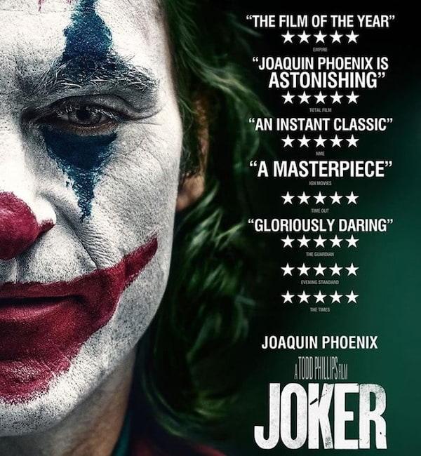 Image Result For Joker Film Review Rotten Tomatoes
