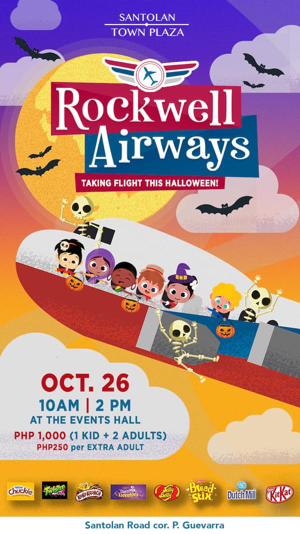 Rockwell Airways