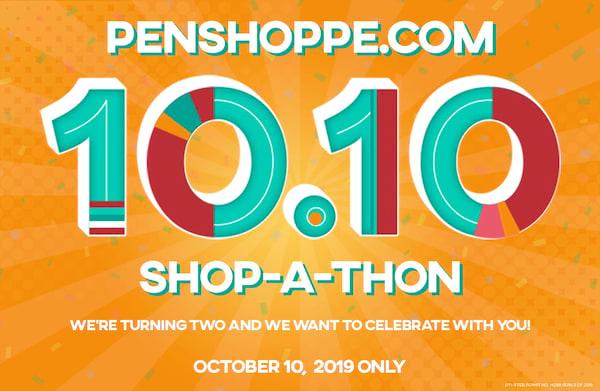 Penshoppe 10.10