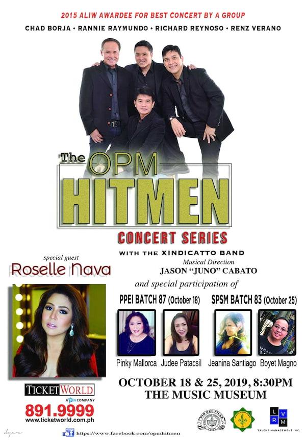 The OPM Hitmen