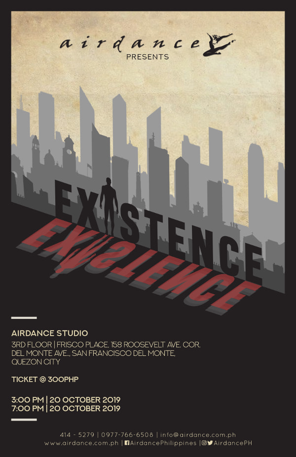 Airdance Presents Existence