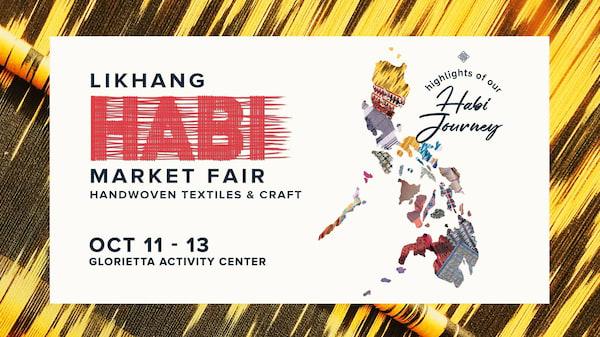 Likhang Habi Market Fair