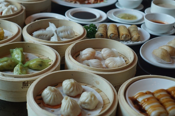 Crowne Plaza Galleria Xin Tian Di Unlimited Dim Sum ClickTheCity