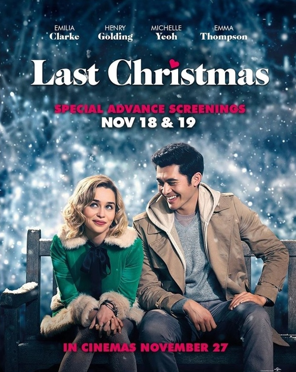 Be First to See 'Last Christmas' on
