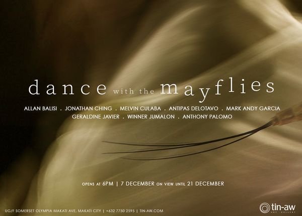 Dance with the Mayflies