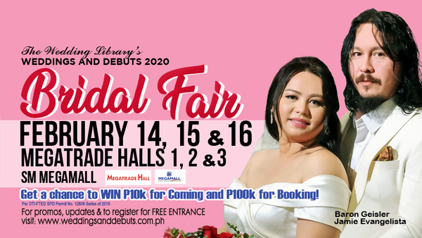 The WEdding Library's Bridal Fair