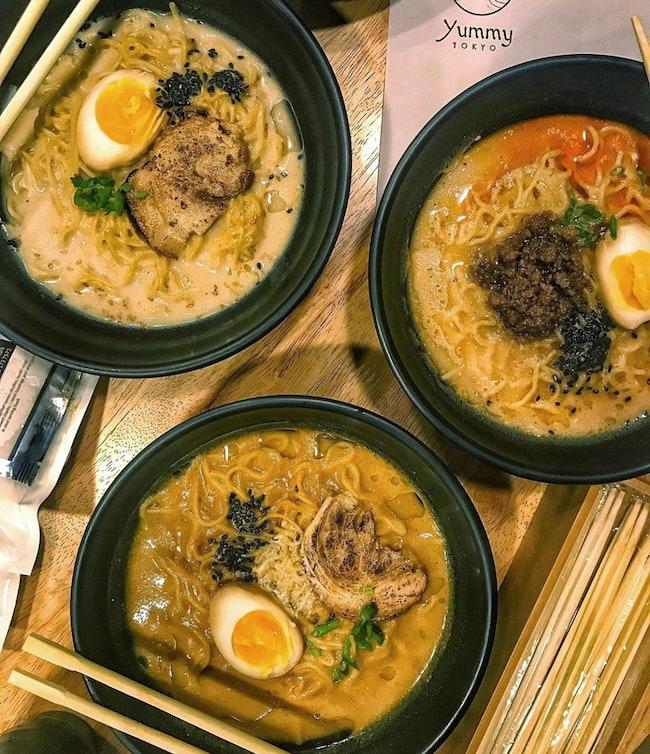 Underrated Ramen Bowls in Metro Manila