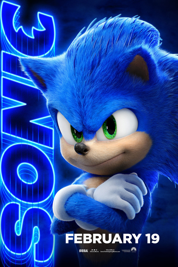 Sonic The Hedgehog Movie Zooms To Ph Theaters This February Clickthecity