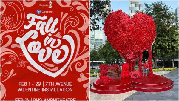 Fall in Love Heart