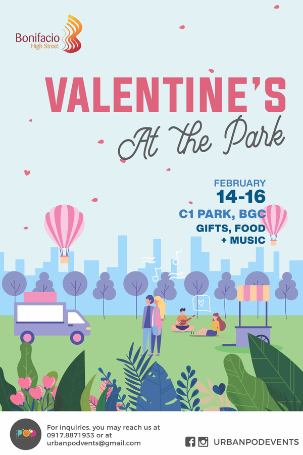 Valentines Day at The Park