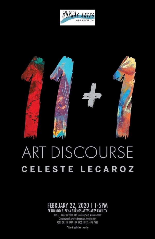 11+1 Art Discourse