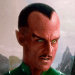 Mark Strong Plays 'Green Lantern' Leader, Sinestro