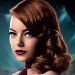 Emma Stone Torn Between Love, Money in 'Gangster Squad'