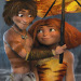 Ryan Reynolds Voices Animated Characters in 'The Croods' and 'Turbo'