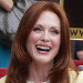 Julianne Moore Gets Star at Hollywood Walk of Fame