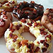 Must-try: Bacon-topped Mochi-Donuts by Gavino's