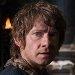 Bilbo, Thorin Clash in