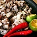 Eat of the Week: This sizzling plate of chopped pig's face by the Sisig Queen in Pampanga
