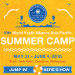 WYAAP 10th Summer Camp 2016