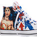 Limited Edition Converse Wonder Woman Sneakers