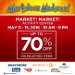 Markdown Madness at Market! Market!
