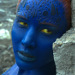 Jennifer Lawrence back in Battle Form as Mystique in X-Men: Apocalypse