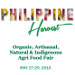 Philippine Harvest, an Organic, Artisanal, Natural and Indigenous Agri Food Fair at Central Square