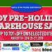 Toy Pre-Holiday Warehouse Sale