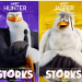 'Storks' Celebrates Animal Characters with Solo Posters