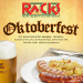Racks brings an authentic Oktoberfest experience right from your plate to palate