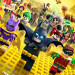 The Gang's All Here at The LEGO Batman Movie Main Poster