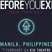 Before You Exit Asia Tour 2017
