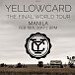 Yellowcard The Final World Tour