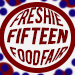 Freshie Fifteen Food Fair