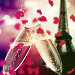 Midnight in Paris themed Valentines at Crimson Hotel Filinvest City