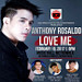 Anthony Rosaldo The Love Me Concert