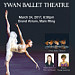 Ywan Ballet Company to Perform at the Shang this Friday