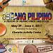 Obrang Pilipino: A Fusion Of Filipino Finds and Food