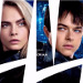 Cara Delevingne and Dane Dehaan in High-speed Sci-fi Action Valerian