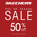 Score Up to 50% Off on Skechers Shoes this August 2017
