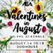 Valentine's in August