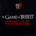 A Game of Trolls: A Martial Law Musical