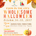 Flow In The City: Wholesome Halloween