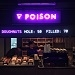 'Poison Coffee & Doughnuts' Opens in Karrivin Plaza at Pasong Tamo Extension, Makati